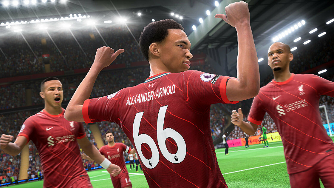 FIFA 22 Ultimate Team will let you see inside loot boxes from launch