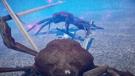 Image for FIGHTCRAB is a game about CRABS that FIGHT, okay?