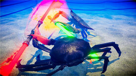 Image for FIGHTCRAB stabs and scuttles into early access