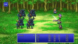 Image for Final Fantasy Pixel Remasters are out and fans are already fixing the fonts