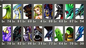 Image for Final Fantasy VIII's GFs ranked in order of how much money they'd owe you after a night out