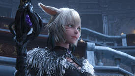 An image from the CG trailer for Final Fantasy 14's next expansion, Endwalker.