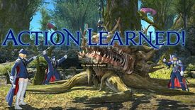 Image for Final Fantasy XIV patch 4.5 adds new story, blue mages and mahjong today