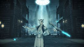 A screenshot of Sage, a new class of job in Final Fantasy 14.