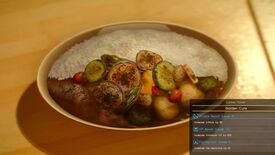Image for Overthinking Games: Final Fantasy XV's love of food