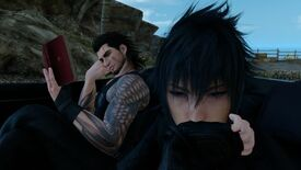 Image for Final Fantasy XV mod makes car radio play your music