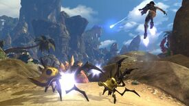 Image for Tribal: Firefall Begins Public Beta Tests