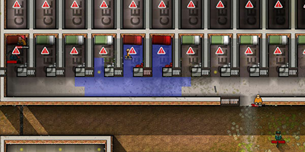 Diary A Nice Prison In Prison Architect Will Always Go Wrong Rock Paper Shotgun