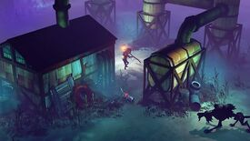 Image for Red In Tooth And Claw: The Flame In The Flood