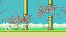 Image for There Is A Flappy Bird MMO Because Of Course There Is