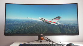 Image for Microsoft Flight Simulator is what ultrawide monitors were made for