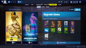Image for Fortnite: Save The World will show potential buyers what's in their loot boxes