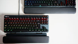 Image for Fnatic's best compact keyboard is £20 off for Cyber Monday