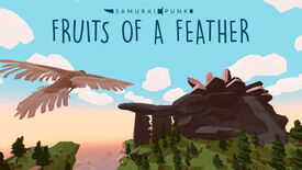 Image for Fruits Of A Feather: A Swoopy, Glide-y Collect-Em-Up