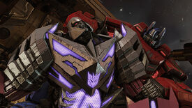 Image for Wot I Think: Transformers Fall of Cybertron