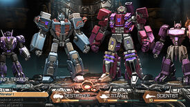 Image for Wot I Think: Fall of Cybertron Multiplayer