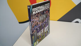 """Image for Football Manager 2020 """"throwing down the gauntlet"""" with eco-friendly box"""
