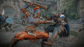 Image for You can fight with For Honor's Chinese warriors in an 'open test' next week, even if you don't own the game