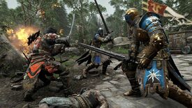 """Image for For Honor's """"Year of Reckoning"""" picks up a battle pass, hints at peace"""