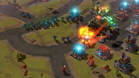 Image for Petroglyph's unit-customising RTS Forged Battalion hits early access