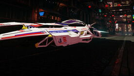 Image for Wipeout In All But Name: Formula Fusion Kickstarter