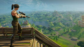 Image for Plunk this, plunk that: Fortnite adds Battle Royale mode