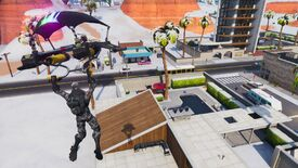 Image for Fortnite Patch v7.30 adds freeze grenades, puts old guns on ice