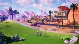 Image for Fortnite's new crossover event is advertising Borderlands 3