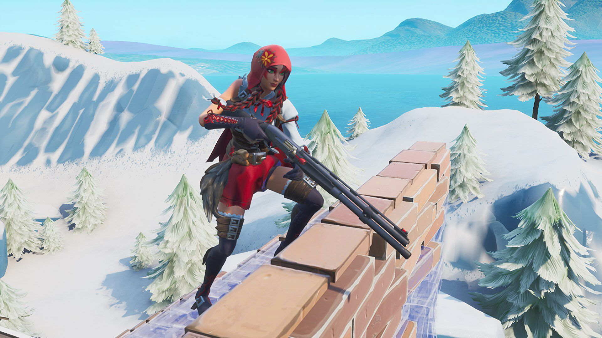 What Does The Red Marker Mean In Fortnite Fortnite Shotguns Guide V9 00 Fortnite Shotgun Tips Fortnite S Best Shotgun How To Win Shotgun Fights Rock Paper Shotgun