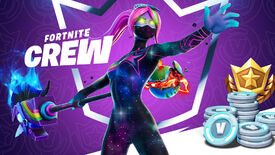 Image for Fortnite subscription service will give skins and store cash for £10/month