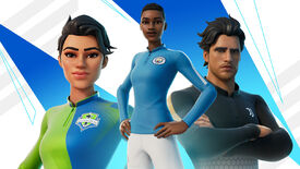 Image for Fortnite is adding football kits, but not for my team so whatever who cares
