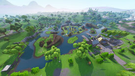 Image for The Joy Of playing Fortnite Battle Royale like an open world game