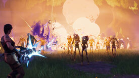 Image for Fortnite: Save The World's free-to-play launch delayed out 2018