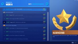 Image for Fortnite week 6 challenges - Horde Rush, Fortnite Season 9 challenges tips