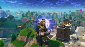 Image for Wield the Infinity Gauntlet's power in Fortnite's Avengers crossover event