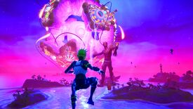 Image for Fortnite's latest in-game concert is a great experience (even if you don't like Travis Scott)