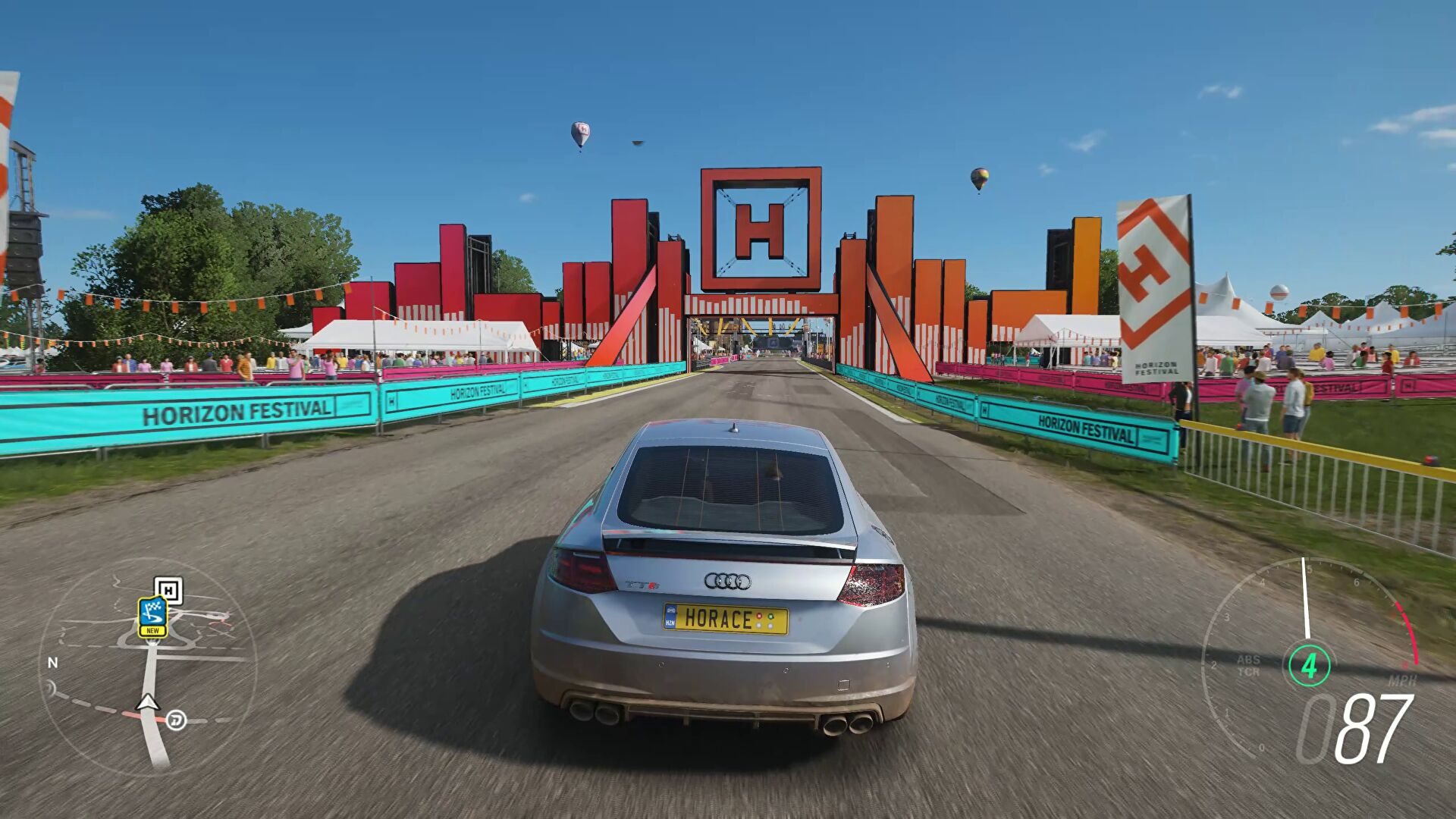 Forza Horizon 4 Graphics Performance How To Get The Best Settings On Pc Rock Paper Shotgun