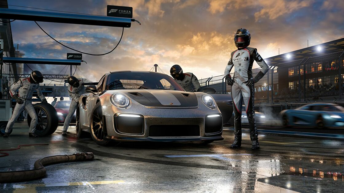 Forza Motorsport 7 is getting delisted in September