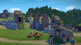 Image for Foundation is a delightfully indulgent new city-builder