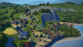 Image for After its recent update, lovely city-builder Foundation has never been better