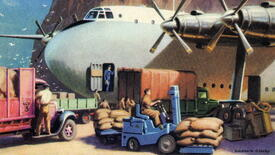 Image for The Flare Path: Severely Overloaded