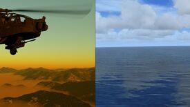 Image for The Flare Path: Mountainous Wait-And-Seas