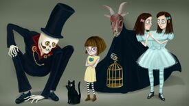 Image for Fran Bow Is A Worthy Heir To Wonderland