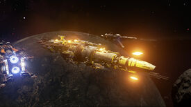Image for Capital Spaceship Combat: Fractured Space