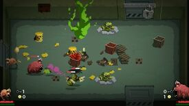 Image for Toxic multiplayer is co-op in Freaky Awesome