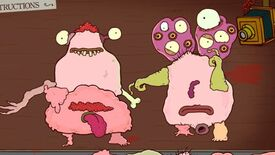 Image for Free Loaders: Meat the monsters