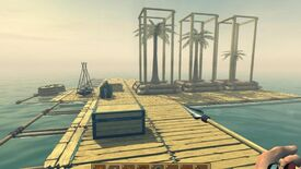 Image for Free Loaders: Fend off sharks and build nets in Raft