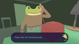Image for Wot I Think - Frog Detective 2: The Case of the Invisible Wizard