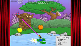 Image for Frog Fractions adds over 100 new secrets to the Hop's Iconic Cap DLC
