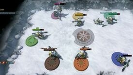 Image for Dota 2's Frostivus event is a series of merry mini-games